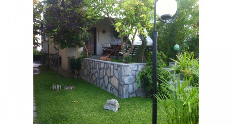 Summer House-Fourka of Halkidiki-garden