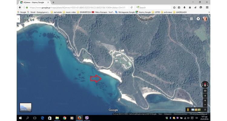 Azapiko-villa-google map
