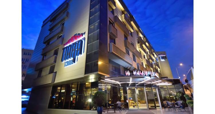 Προύσα-Ξενοδοχείο Τιάρα