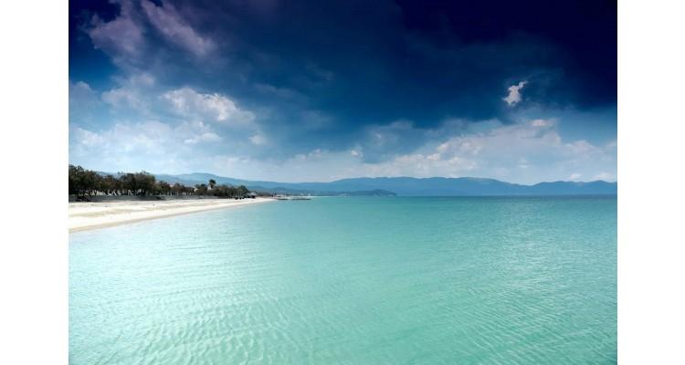 Ierissos-beach