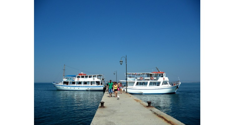 Boats-day cCruises in Thermaikos