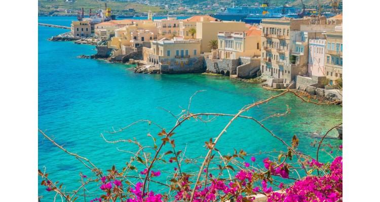 Syros-island-little venice