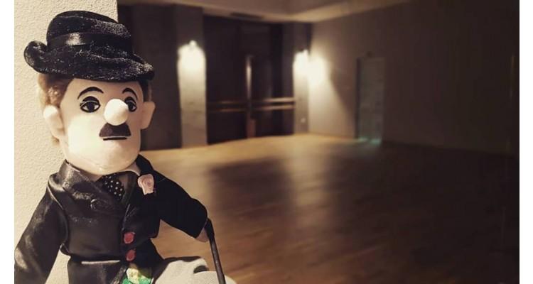 Modarts-Charlie Chaplin