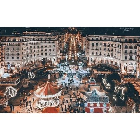 Christmas 2019-Thessaloniki