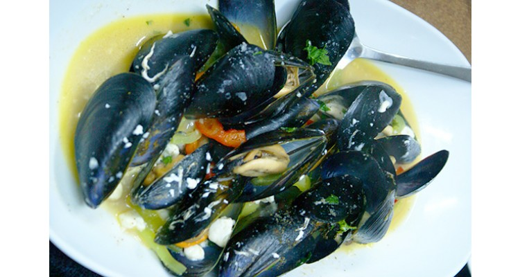 Maestros-mussels