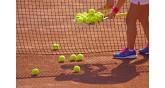 Αστέρας-μπάλες τένις