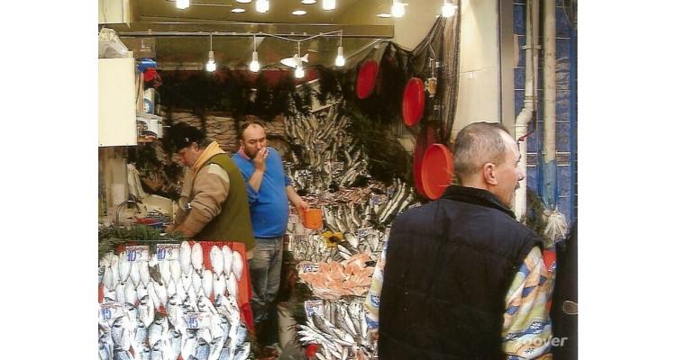 Αδριανούπολη-ψαραγορά