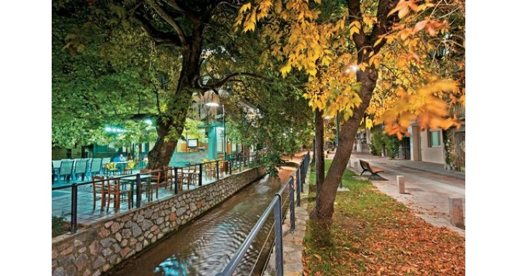 Edessa-river