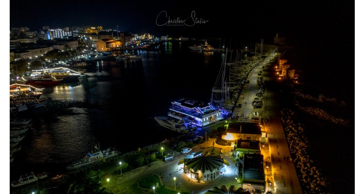 Rhodes-by night