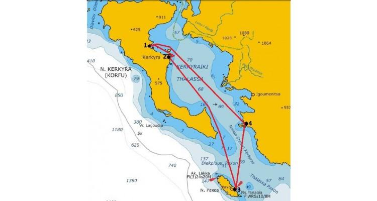 Ιόνιο-Χάρτης