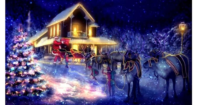 Χριστουγεννιάτικο-Πάρκο-Δράμα