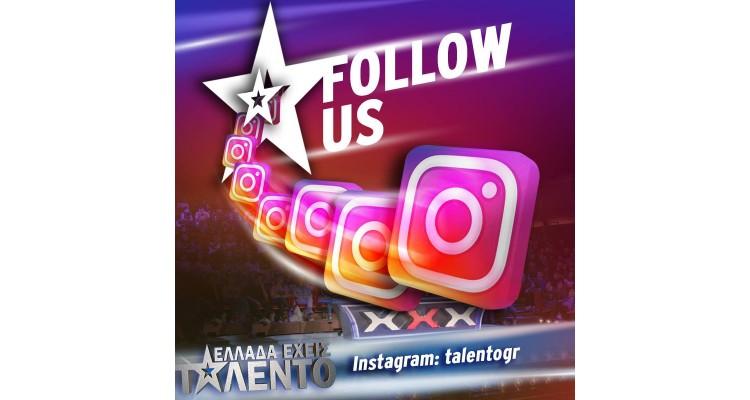 Ελλάδα Έχεις Ταλέντο-instagram