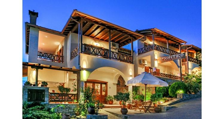 Ammouliani-Archontiko-hotel