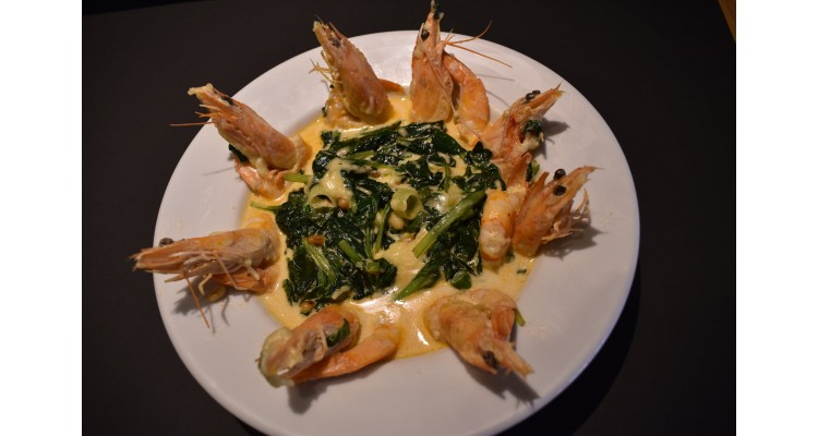 Maestros-Fish and Meat-sea food
