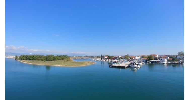 Keramoti-port