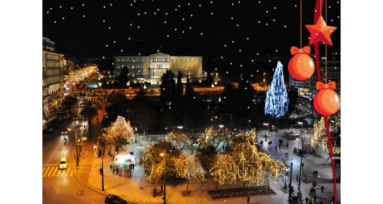 Greece-christmas