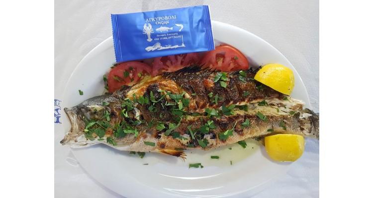 Agkyrovoli-fish