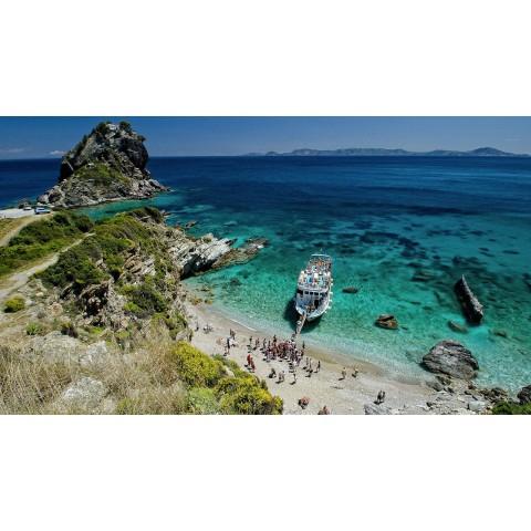 Skopelos-boat