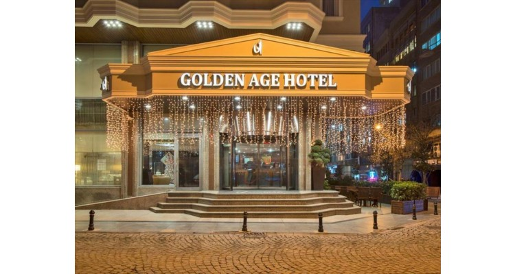 Hotel-Golden Age-Istanbul