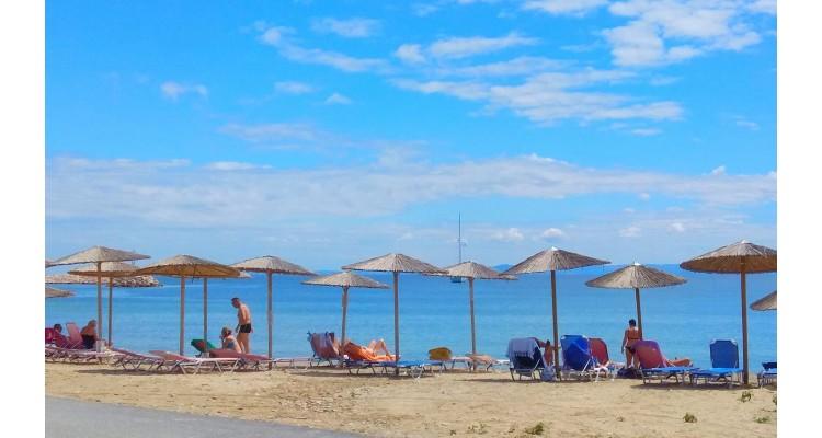 Nikiti-beach