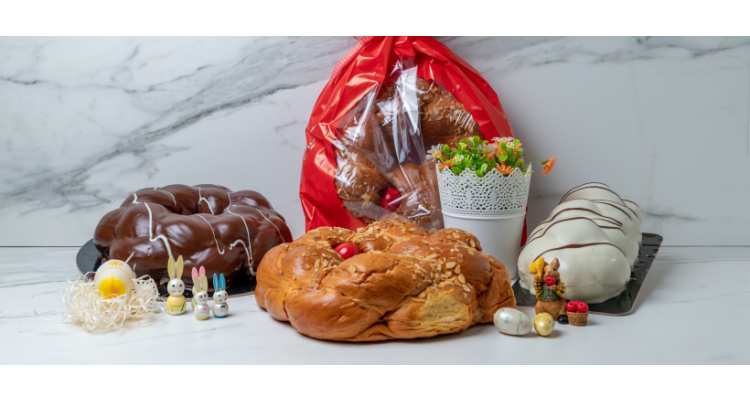Biscotti-easter products