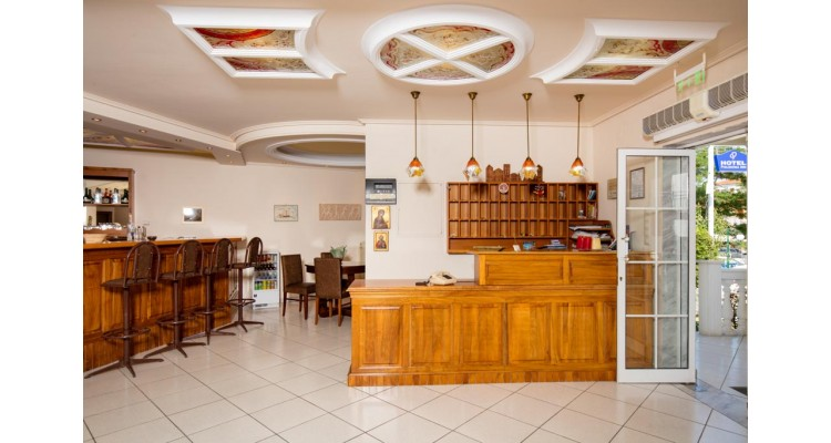 Hotel Philoxenia Inn-reception