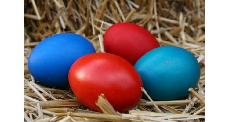 Easter-Greece-easter eggs
