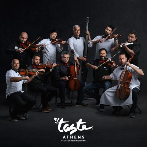 Taste of Athens 2018-şef