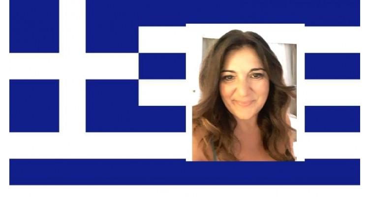 Lina Stikopoulou-greek