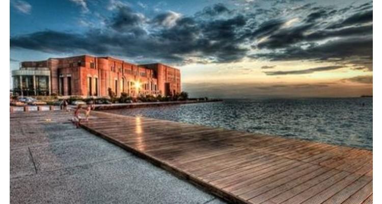 Θεσσαλονίκη-Μέγαρο Μουσικής