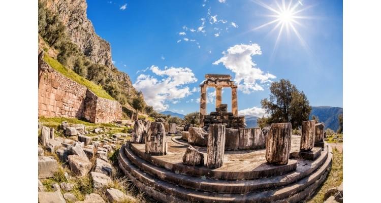 Greece-Delphi