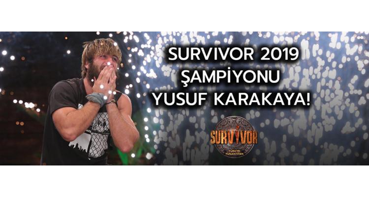 Survivor 2019-champions