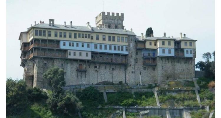 Άθως-μοναστήρια