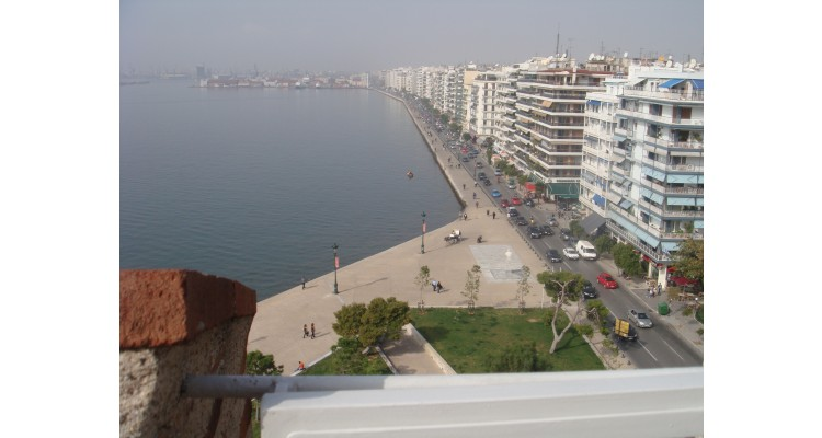 Thessaloniki-coast