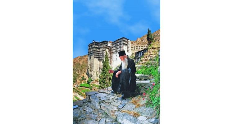 Αθως-Μοναστήρια