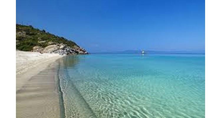 Skala Fourka-Halkidiki-beach
