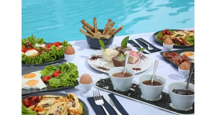 Philoxenia-spa-hotel-Pefkochori-breakfast