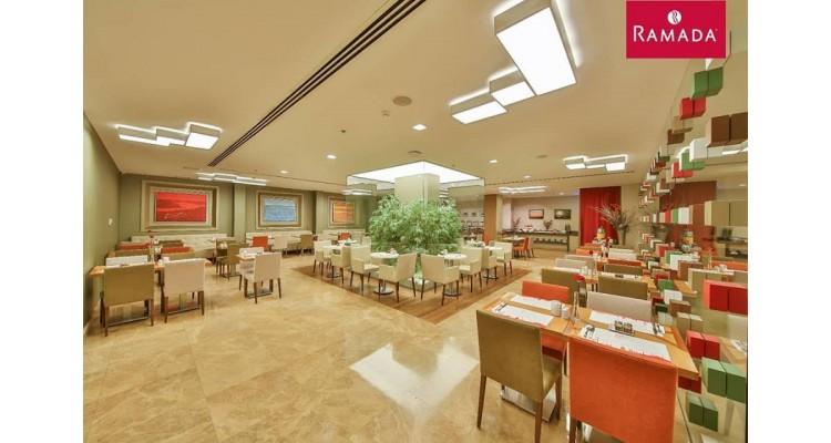Ramada Hotel-εστιατόριο