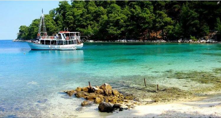 Greece-Thassos