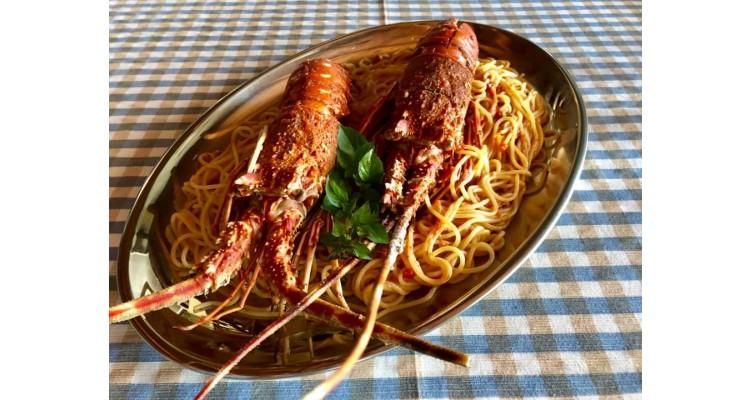 Faros-lobster