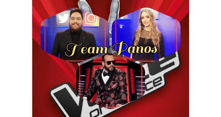 Voice-team Panos Mouzourakis