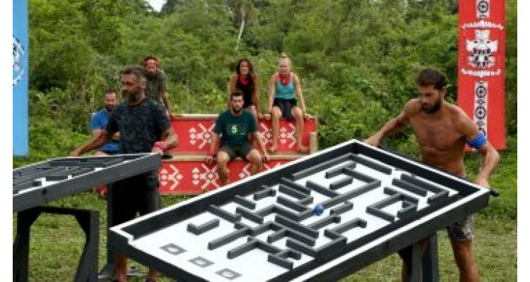Survivor games