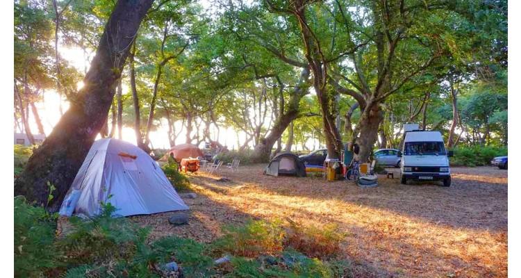 Samothraki-camping