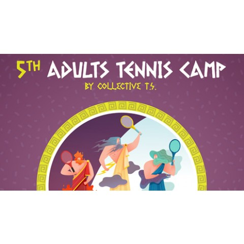 5th Adults Τennis Camp 2020