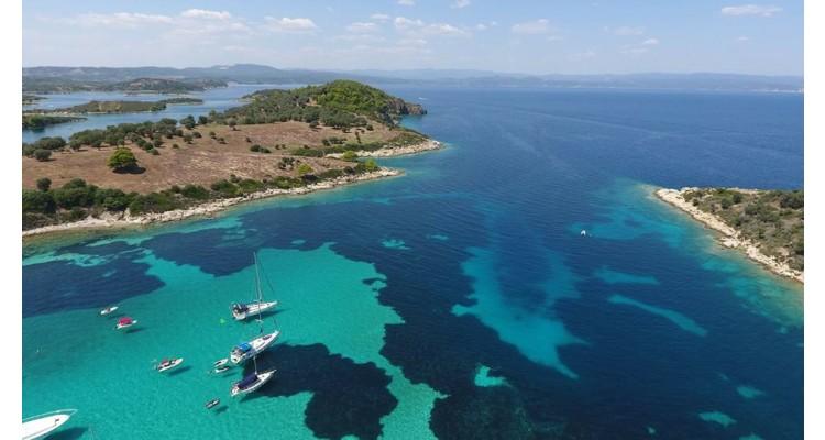 Vourvourou-islands