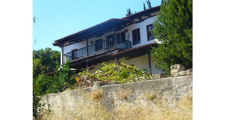 Nikiti old settlement