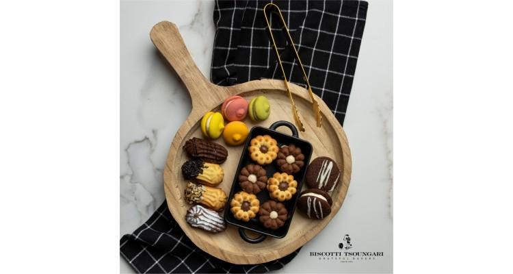 Biscotti-confectionery