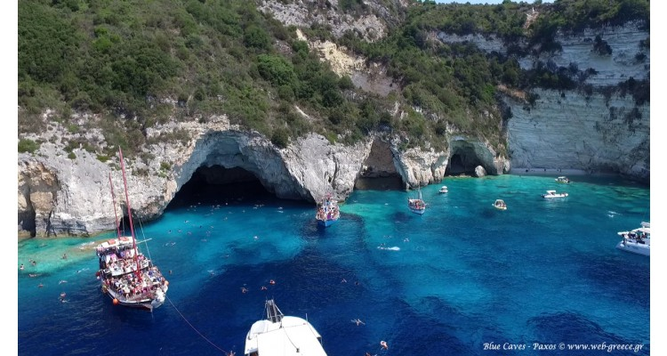 Paxos-blue caves