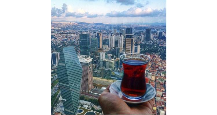 Κωνσταντινούπολη-τσάι