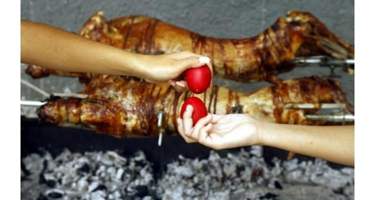 Greek Easter-lamb